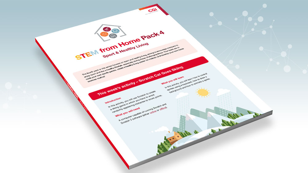 STEM from Home - Resource Pack 4 - Sport and Healthy Living