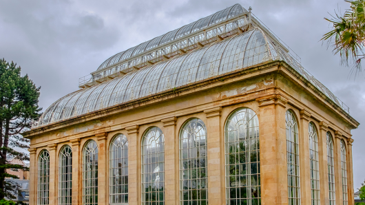Glasshouse Royal Botanic Garden Edinburgh