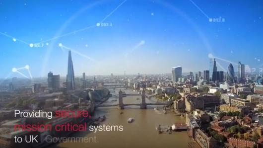 A global provider for secure, mission-critical information solutions to UK Government