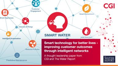 Smart Technology for better lives - The Water Report