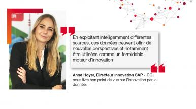 L'innovation par la donnée - blog Anne Hoyer - CGI