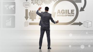 Building a digital energy business for the future through agile transformation