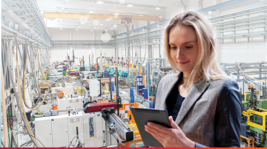 Smart Manufacturing Infrastructure | Shining a new light on Industry 4.0