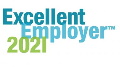 Excellent employer 2021 logotype