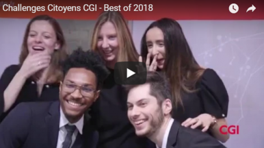 Video best of 2018 des Challenges Citoyens