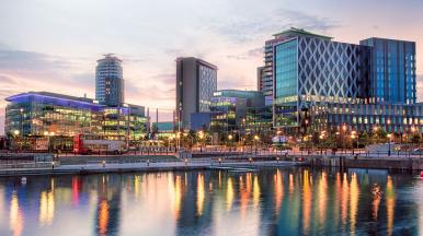 CGI to drive further growth and investment in Northern England