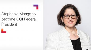 Stephanie Mango, CGI Federal