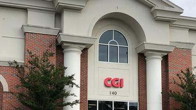 CGI office, Troy, Alabama