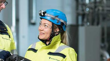 Utility professionals - Achieving lower-emission energy production development in Finland with the help of artificial intelligence