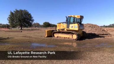 CGI technology center in Lafayette, Louisiana, allows IT grads to come home