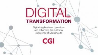 Digitalizing business operations and enhancing the customer experience at Matkahuolto
