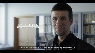 "Transforming Kiruna, Sweden, with help from CGI's ""Hidden City"" innovation"