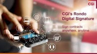 Signature numérique CGI