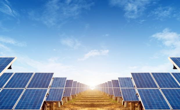 solar power for utilities