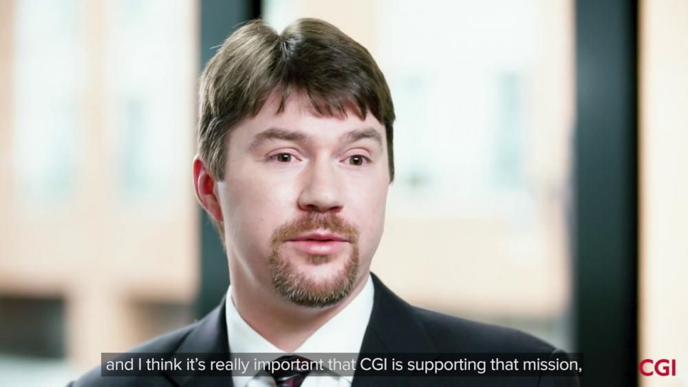 Meet CGI's Dream Connectors: Jeff Young