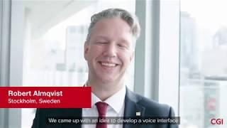 Meet CGI's  Dream Connectors: Robert Almqvist