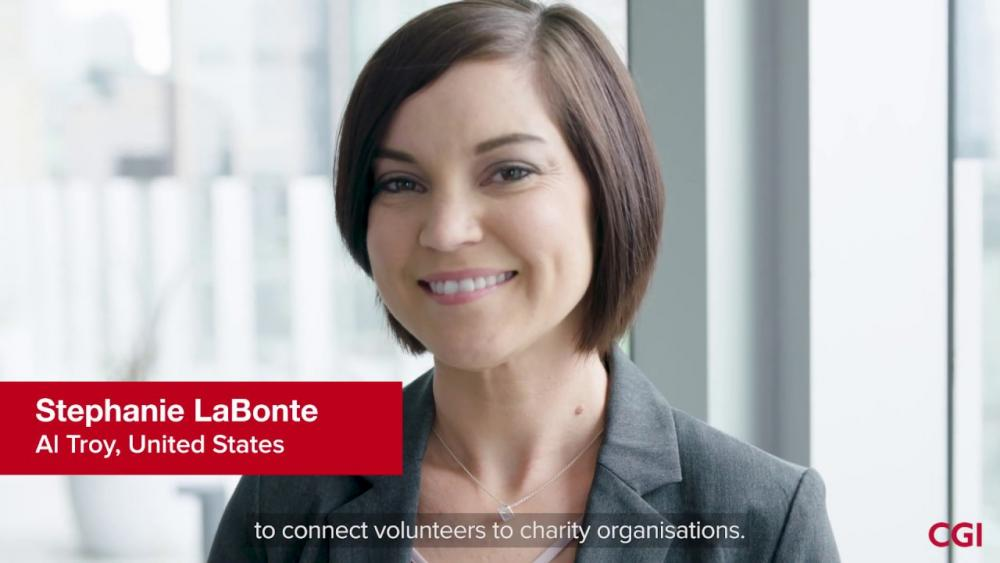 Meet CGI's  Dream Connectors: Stephanie LaBonte