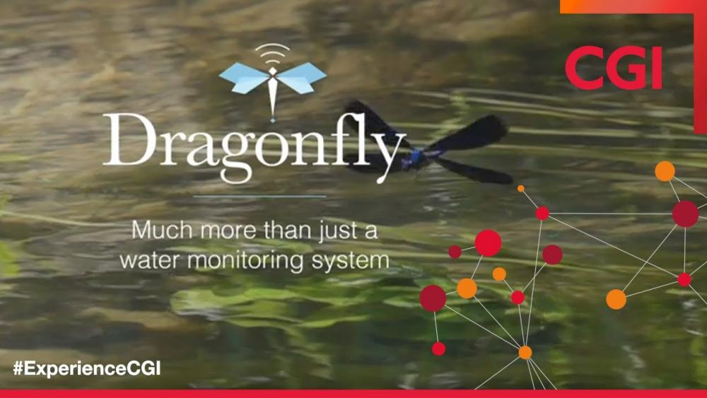 Dragonfly – Much more than just a water monitoring system