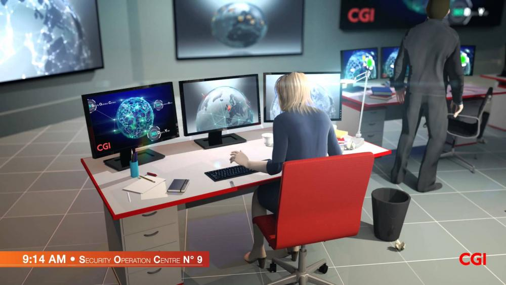 CGI Global Cybersecurity Operations Center—Protecting our clients from cyber attacks