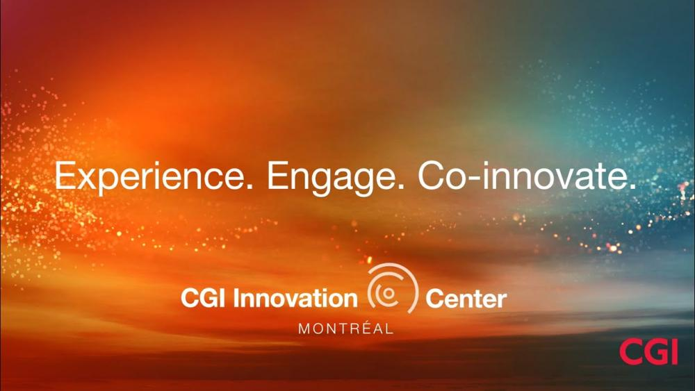 A preview of the CGI Innovation Center in Montreal