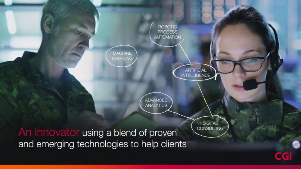 Careers in CGI's Space, Defence, Intelligence and Cyber Security teams