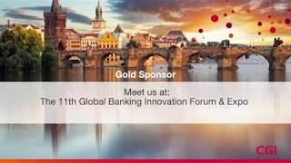 CGI's Jan Macek talks about the 11th Annual Global Banking Innovation Forum & Expo