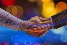 handshake for CGI partners