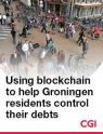 Using blockchain to help Groningen residents control their debts