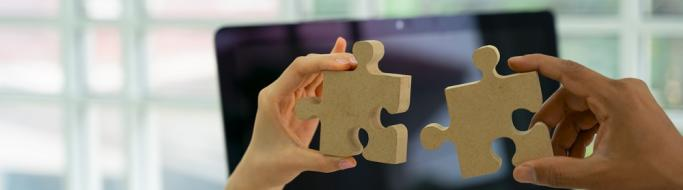 putting together pieces of a puzzle like adaptive systems integrations