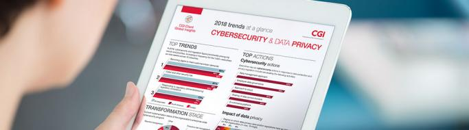 Cybersecurity & Data Privacy – 2018 CGI Client Global Insights