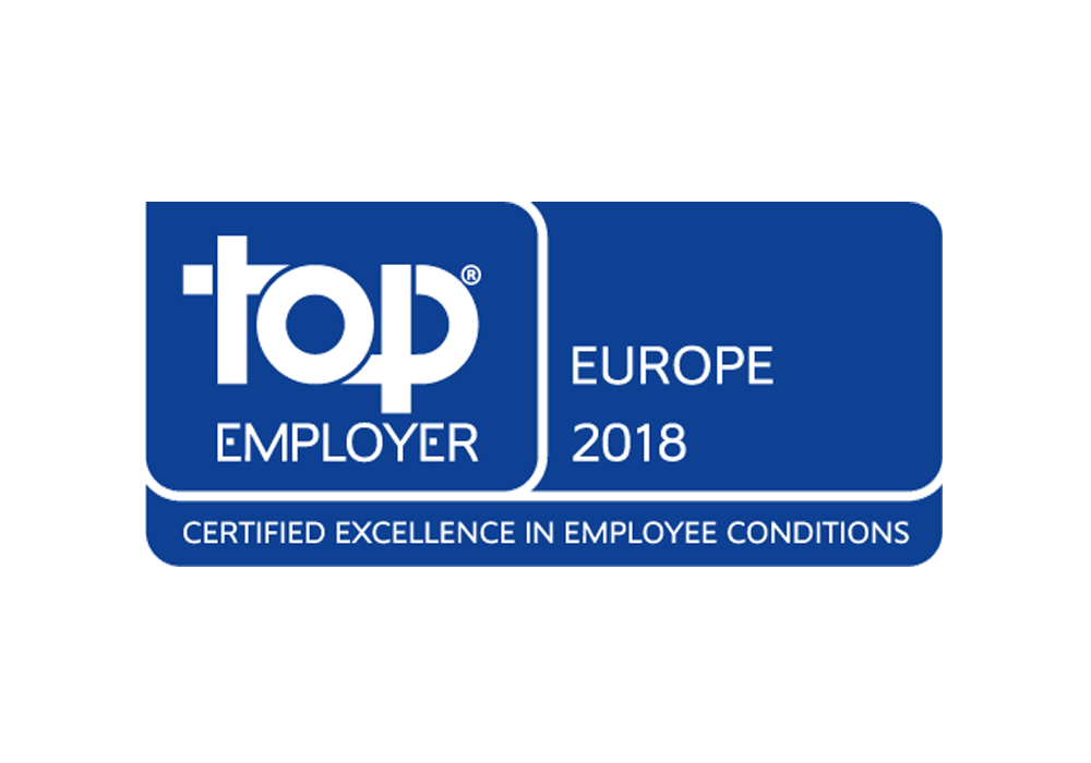 CGI is ranked a top employer in Europe