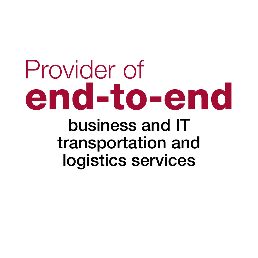 Provider of end-to-end business and IT transport and logistics services