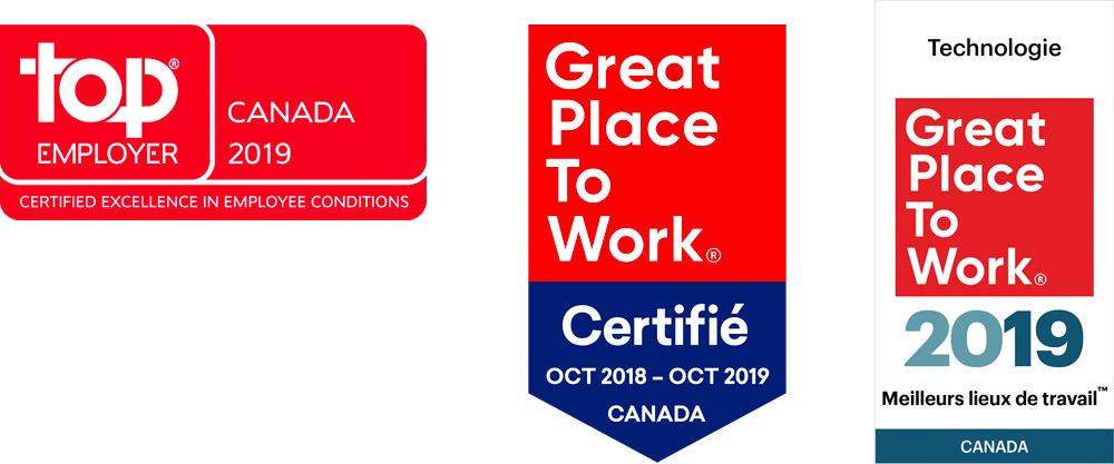 Great place to work - CGI Canada